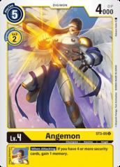 Angemon - ST3-05 - U