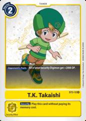 T.K. Takaishi - ST3-12 - R