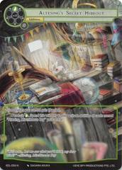 Altesing's Secret Hideout - EDL-059 - N - Full Art