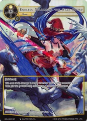 Endless Starlight, the Star Sword - EDL-002 - SR - Full Art