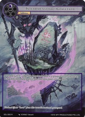 Interdimensional Graveyard - EDL-083 - R - Full Art