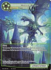 Magical Dragon - EDL-064 - SR - Full Art