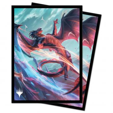 Ultra Pro - Strixhaven 100ct Sleeves for Magic: The Gathering - Galazeth Prismari