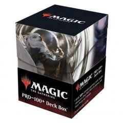 Ultra Pro - Strixhaven 100+ Deck Box for Magic: The Gathering - Shaile, Dean of Radiance & Embrose Dean of Shadow