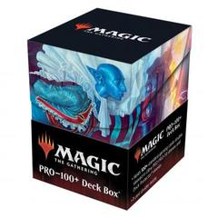 Ultra Pro - Strixhaven 100+ Deck Box for Magic: The Gathering - Uvilda, Dean of Perfection & Nassari, Dean of Expression