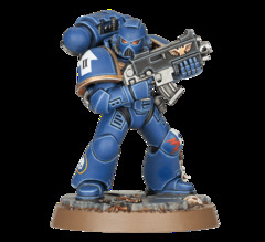 Space Marine - Brother Castor