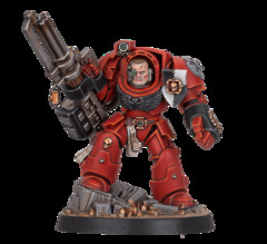 Space Marines - Brother Feurran