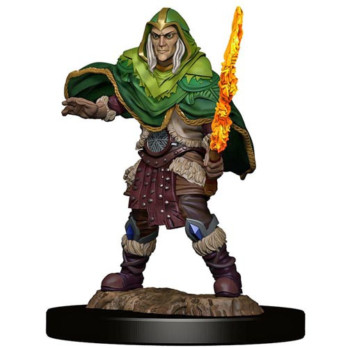 D&D Premium Painted Figure: W5 Male Elf Fighter