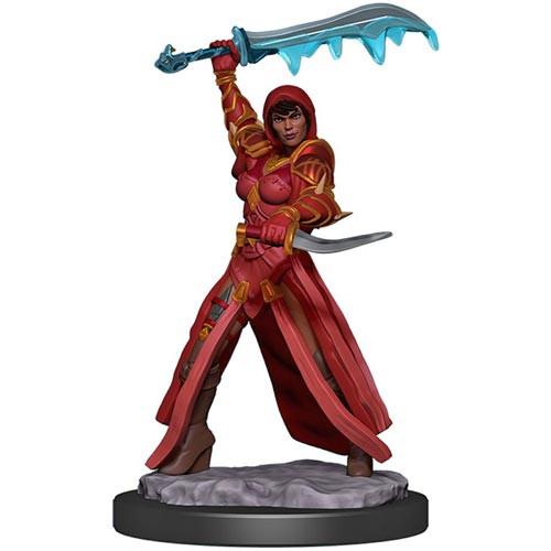 D&D Premium Painted Figure: W5 Female Human Rogue
