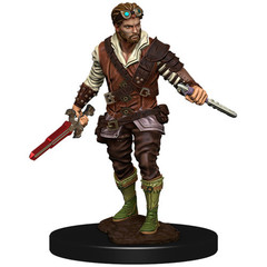 D&D Premium Painted Figure: W4 Male Human Rogue