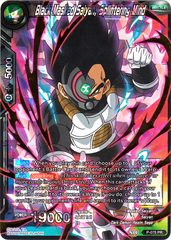 Black Masked Saiyan, Splintering Mind - P-075 - PR - Revision Pack 2020
