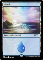 Island (103) - Foil - Happy Little Gathering