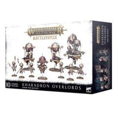 Warhammer AoS Kharadron Overlords Battleforce Barak-Nar Skyfleet