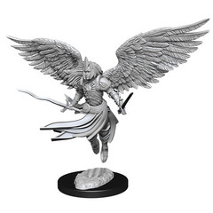 Magic: The Gathering Unpainted Miniatures: Aurelia, Exemplar of Justice (Angel)