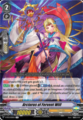 Arcturus of Fervent Will - V-BT12/039EN - R