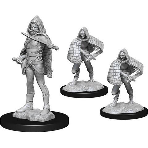 D&D Nolzur's Marvelous Miniatures – Deva & Erinyes (Wave 13)