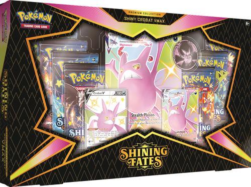 Shining Fates Premium Collections - Shiny Crobat V