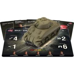 World of Tanks: Wave 2 - American (M4A1 75mm Sherman), Medium Tank