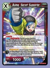 Bulma, Secret Supporter - BT12-003 - UC