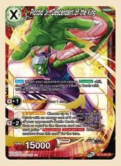 Piccolo Jr., Descendant of the King - BT12-004 - SR