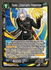 Trunks, Catastrophic Premonition - BT12-135 - C