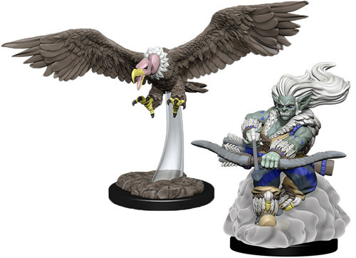 Wardlings: Wind Orc & Vulture