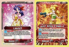 Launch // Launch, Nothing to Sneeze At - BT12-001 - C - Foil