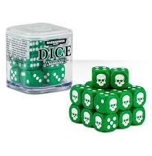 Citadel 12mm Dice - Green