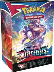 Pokemon Sword & Shield - Battle Styles Build & Battle Box