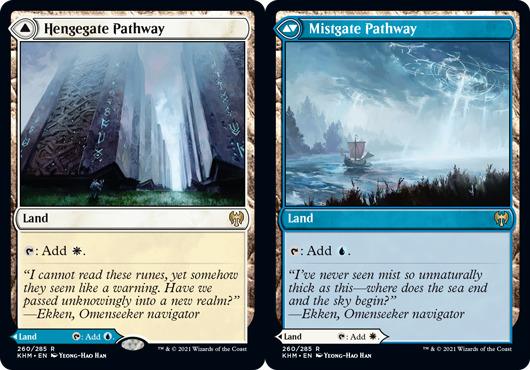 Hengegate Pathway // Mistgate Pathway