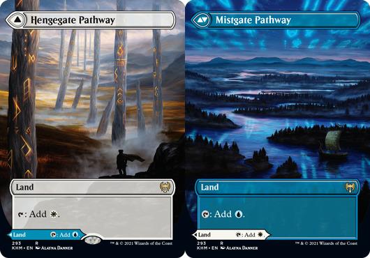 Hengegate Pathway // Mistgate Pathway - Borderless