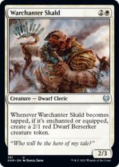 Warchanter Skald