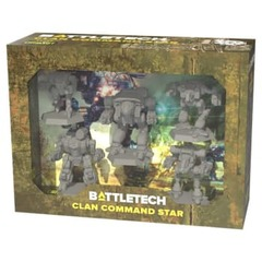 BattleTech: Clan Command Star Force Pack