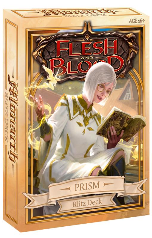 Monarch Blitz Deck - Prism