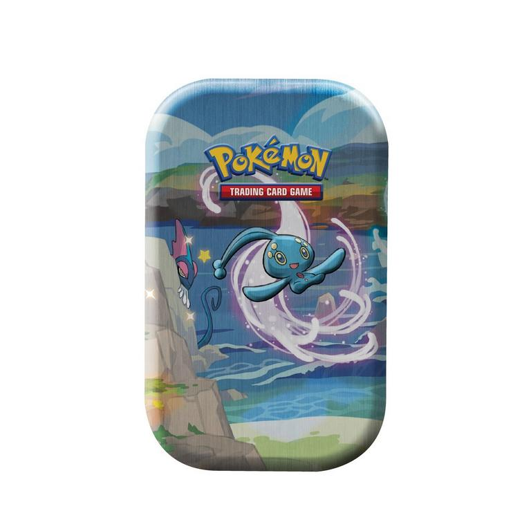 Shining Fates Mini Tins - Manaphy & Inteleon LIMIT 5 PER CUSTOMER