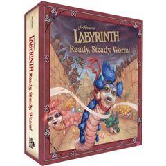 Jim Henson's Labyrinth: Ready, Steady, Worm!