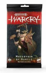 Wacry Cards: Maggotkin of Nurgle Rotbringers