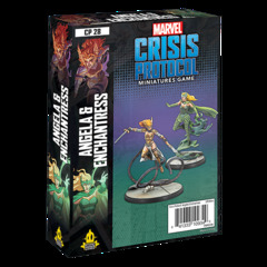 Marvel: Crisis Protocol - Angela & Enchantress