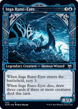 Inga Rune-Eyes - Showcase