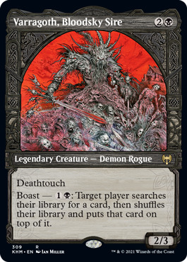 Varragoth, Bloodky Sire - Showcase