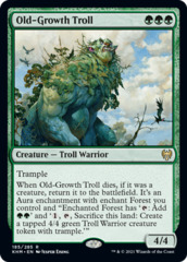 Old-Growth Troll - Foil
