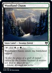Woodland Chasm - Foil