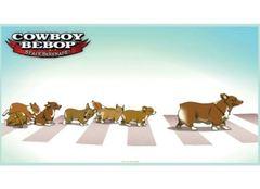 Cowboy Bebop: Space Serenade - Ein & Family Playmat