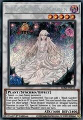 Garden Rose Maiden - LDS2-EN113 - Secret Rare - 1st Edition