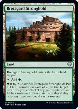 Bretagard Stronghold
