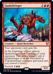Quakebringer - Foil