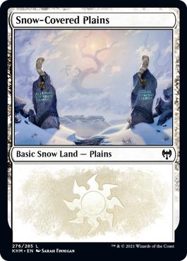 Snow-Covered Plains (276)