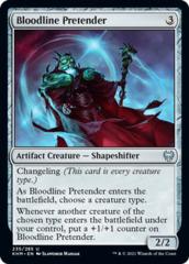 Bloodline Pretender - Foil