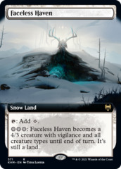Faceless Haven - Extended Art