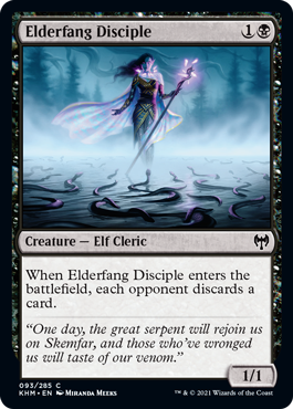 Elderfang Disciple